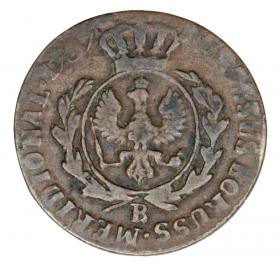 Groschen 1797 Frederick William II South Prussia Wroclaw