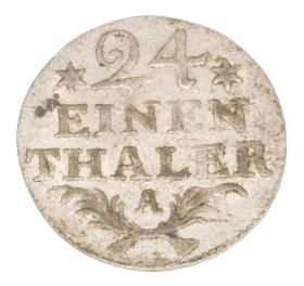 1/24 thaler 1783 Frederick the Great Prussia Berlin